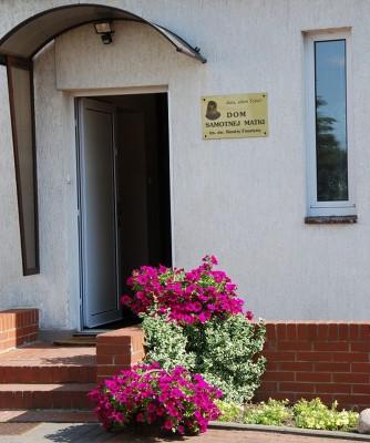 Dom Samotnej Matki w Kiekrzu