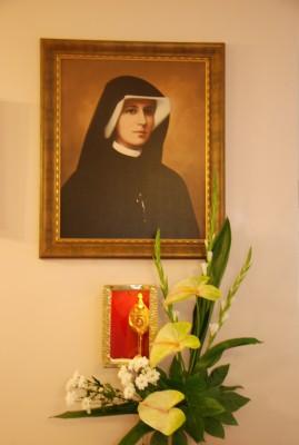 Siostra Faustyna w Kiekrzu