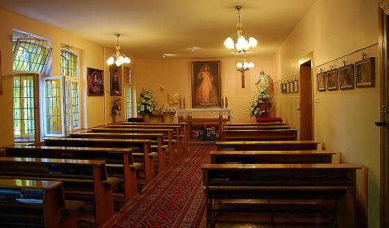 Nabozeństwa ku czci Milosierdzia Bozego w Kiekrzu